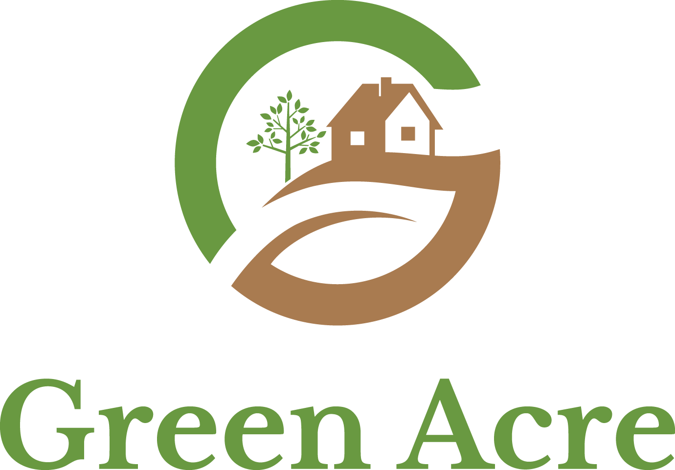 Greenacre.be logo